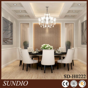 Dining Room Decorative White Color Wood Plastic Composite Coffered Ceiling pictures & photos