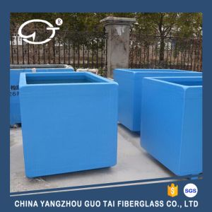 Blue FRP Water Tank Fishing Box pictures & photos