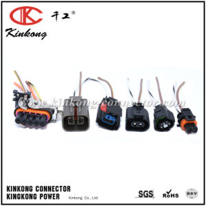 Kinkong Auto Wiring Harness with Injector Connector pictures & photos