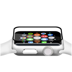Phone Accessories Full Cover Tempered Glass Phone Screen Guard for Apple Iwatch Film pictures & photos