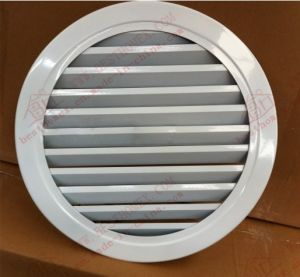 Aluminium Protective Round Air Vent/ Louvers (BHA-BL08) pictures & photos