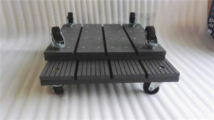 Rectangular Plant Mover Easy Dolly Anti-Termite WPC Trolley pictures & photos