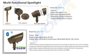 LED Multi-Functional Integrated Spotlight Uplight pictures & photos