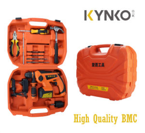 Kynko 3ah Samsung Battery Cordless Rotary Hammer Drill for OEM (KD65) pictures & photos