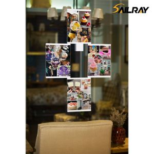 """5""""*7""""Leggy Horse Home Decoration Acrylic Photo Frame/Picture Frame with Magical Moudle pictures & photos"""