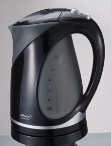 Household Appliance Plastic Electric Water Kettle with Good Price Tea Kettle pictures & photos