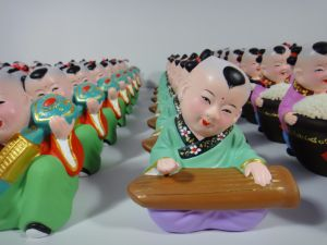 Lively Collection of Trational Chinese Baby pictures & photos