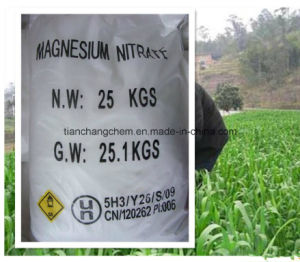 Magnesium Nitrate 98% Manganese Fertilizer pictures & photos