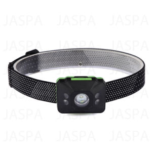 High-Quality Sensor CREE 3W XPE LED Headlamp (21-1FW004) pictures & photos
