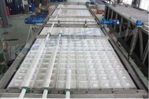 10ton Direct Cooling Ice Block Machine for Fish Cooling pictures & photos