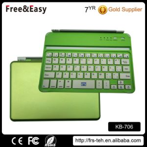 2017 New Ultra Slim Wireless 3.0 Bluetooth Keyboard pictures & photos