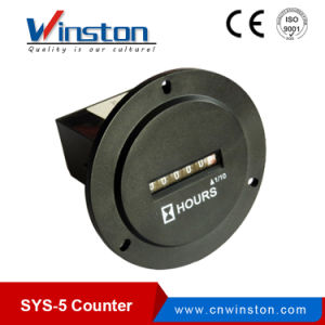 Sys-5 Industrial Hour Number Counter pictures & photos
