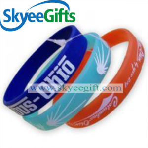 Silicone Wrist Bands Cheap Custom Silicone Bracelet pictures & photos