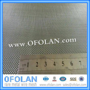 Nickel Plain Weave Wire Filter Mesh pictures & photos