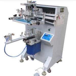 TM-500e High Quality Semi Bottle Screen Printing Machine pictures & photos