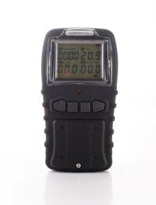 Audible Alarm Portable Multi (O2, CH4, CO, H2S) Gas Detector pictures & photos