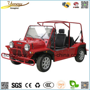 New Hot 4 Seats 4WD Electric Moke Car for Sale pictures & photos
