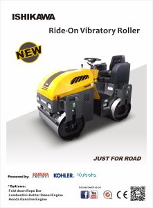 Vibratory Pavement Road Roller for Sale pictures & photos