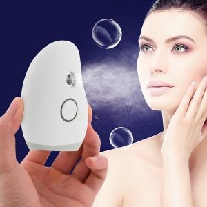 Fashion Water Sprayer Facial Steamer for OTG Cell Phone Mini Portable Electric Mobile Skin Care pictures & photos