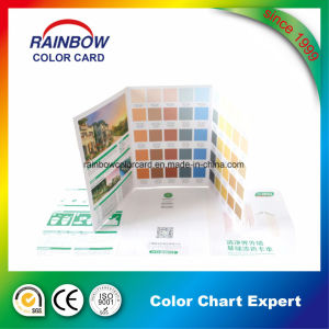Building Material Interior Paint Printing Color Card pictures & photos