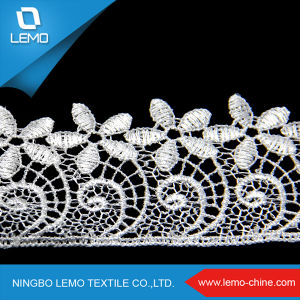 Embroidery Chemical Lace for Garment Accessory pictures & photos