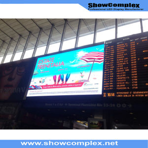 High Refresh Rate of Indoor Full Color Video Display with Slim Panel (500mm*500mm/500mm*1000mm pH3.91) pictures & photos