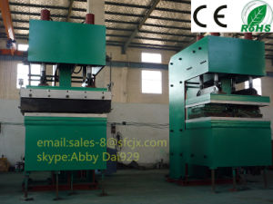 Jaw V-Belt Flat Vulcanizing Machine (XLE-Q400X200) with Ce, ISO