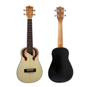 Aiersi Quality Colour Ovation Ukulele Available for Soprano and Concert pictures & photos
