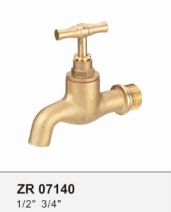 Zr07140 Faucet Brass Water Taps