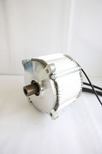 Mac 60V 5kw High Torque Tricycle Motor pictures & photos