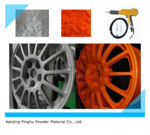 Orange/Gray Anti-Corrosive Thermoset Powder Coating pictures & photos