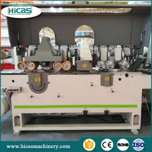 Wood 6 Axis Spindle Four Sided Moulder Planer pictures & photos