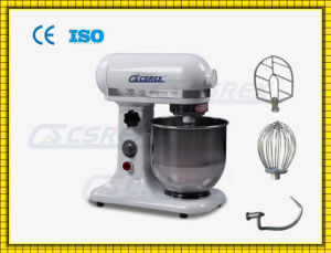 Ce ISO 7L 10L 20L Three-Speed Floor Planetary Mixer pictures & photos