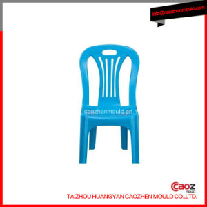 Professional Manufacture of Plastic Injection Armless Chair Molding