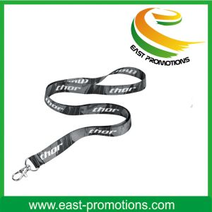 Fashion Promotional Items Custom Logo Polyester Eco- Friendly Lanyard pictures & photos