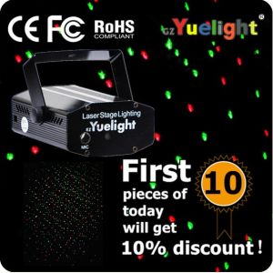 Cheap Big Dipper Laser Light Mini Firefly Semiconductor Laser pictures & photos