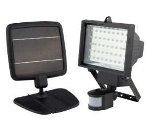 Solar LED Security Light with PIR Sensor pictures & photos