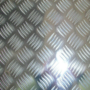 Aluminum Checker Plate with 1050 1060 3003 pictures & photos