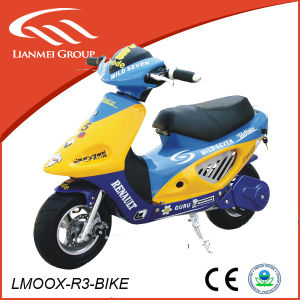 49cc Mini Moter Cheap Hot Sales Chinese Motorcycles with Alloy Pull Starter pictures & photos