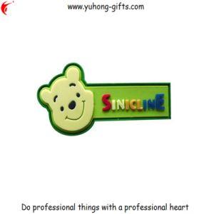 3D Soft PVC Label Patch for Garment (YH-L026) pictures & photos
