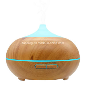 300ml Essential Oil Wood Grain Aromatherapy Ultrasonic Diffuser pictures & photos