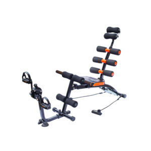 Ab Fitness Equipment 6-Spring Six Pack Care with Bike pictures & photos