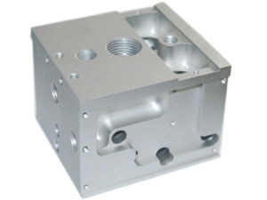 High Precision Mass Production Metal CNC Machining / Milling Parts pictures & photos