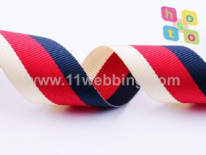 Fake Nylon Polyester Webbing for Garments and Bags Accessories pictures & photos