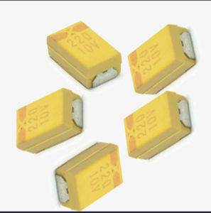 SMD 10V Tantalum Capacitor Tmct02 pictures & photos