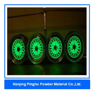 Multiple Colors Glow in The Dark Electrostatic Powder Coating Spray Paint pictures & photos