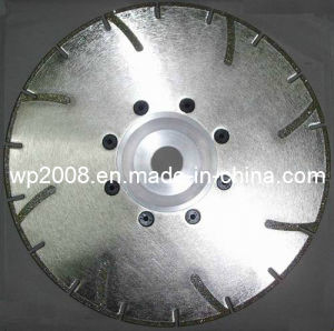 Electroplated Diamond Saw Blade pictures & photos