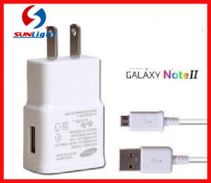 Original Wall USB Charger Travel Adapter with USB Data Cable for Samsung S7/Note8 pictures & photos