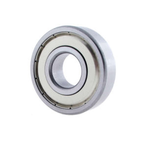 Low Noise Deep Groove Ball Bearing (6200 ZZ RS) with Ts16949 pictures & photos