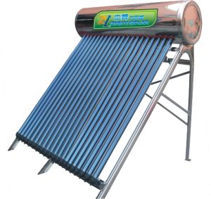 Compact Pressure Solar Water Heater (ZY-5) pictures & photos